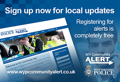 West Yorkshire Community Alert