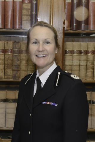 Assitant Chief Constable Angela Williams