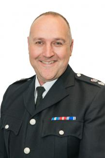 Chief Superintendent Mark McManus