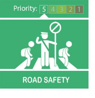 Road Safety Report Logo