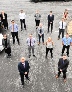 The Bradford District Crime Team