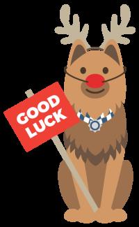 Good Luck Dog