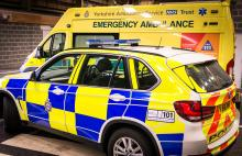 Ambulance and ARV