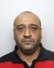 custody picture Naveed Akhtar