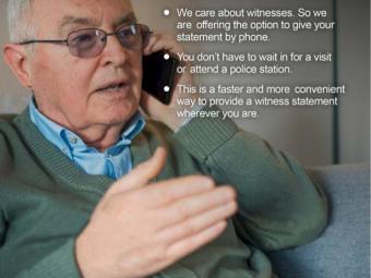 Telephone Witness Statements
